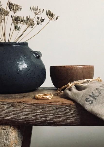 Vase stoneware madam stoltz