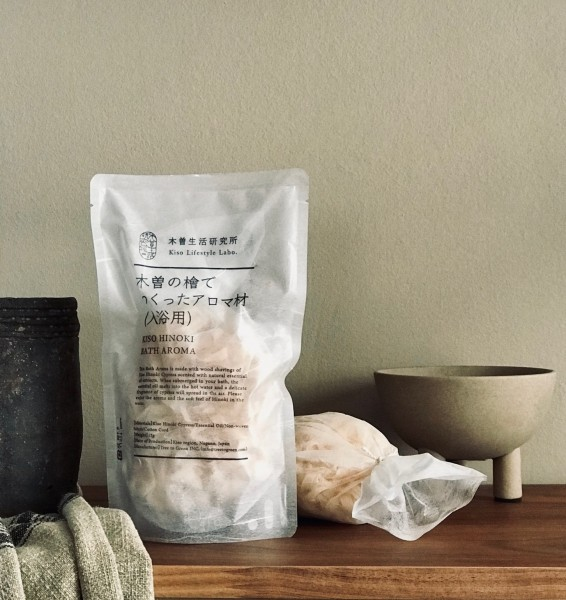Kiso Hinoki Bath Aroma
