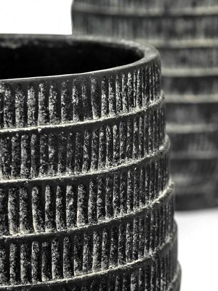 Black window Vase SERAX