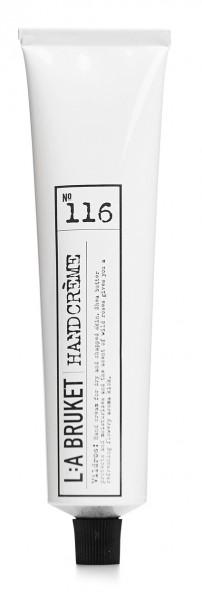 L:A Bruket Handcrème N°116 Wildrose