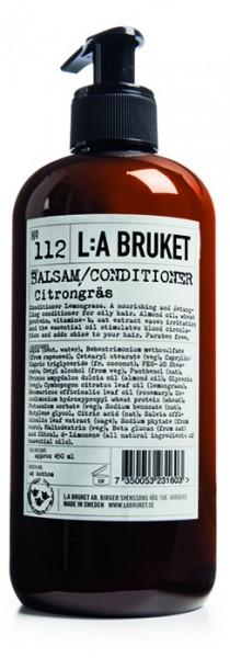 No112 Pflegespülung Zitronengras