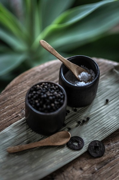 Bamboo Spoon SALT