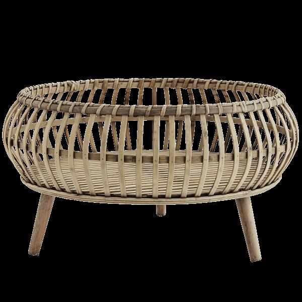Bamboo Tablett mit Holzfüßen - SOLD OUT