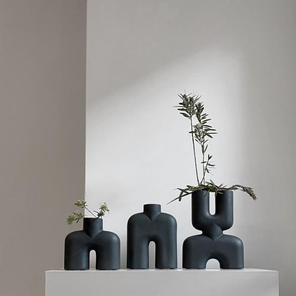 Vase Cobra uno mini black