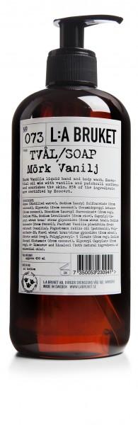No 073 Flüssigseife Dark Vanilla