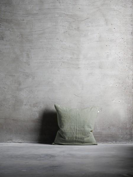 Kissenbezug 100% Leinen TineK Home grün
