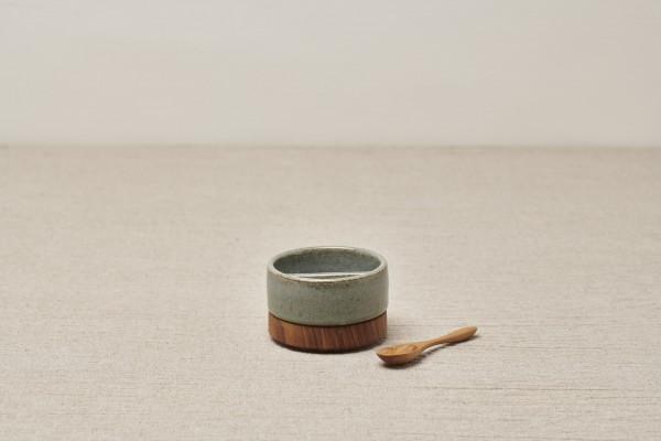Salt & Pepper Keramik Schale